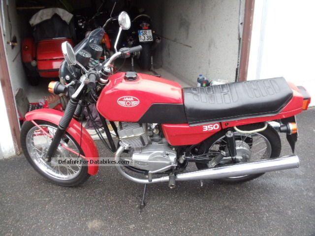 2002 Jawa  638 Motorcycle Motorcycle photo