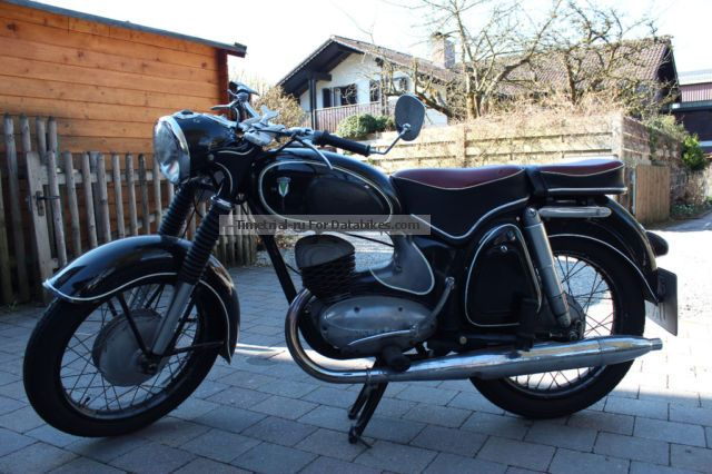 DKW  RT 200 S 1959 Vintage, Classic and Old Bikes photo