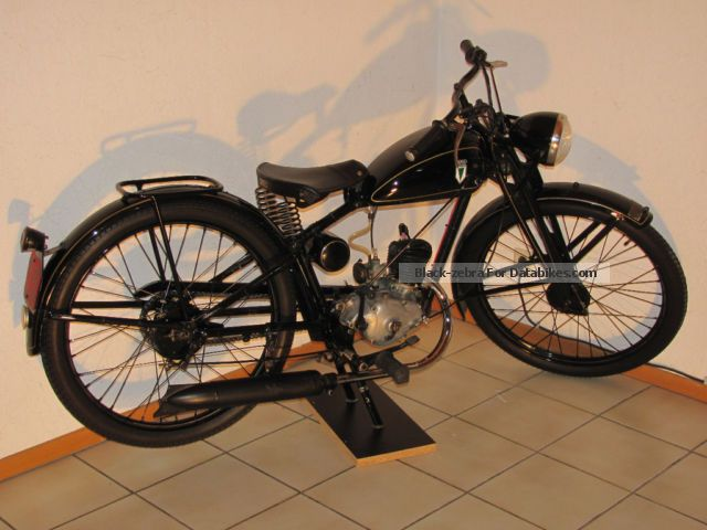 1937 DKW  RT3 PS Motorcycle Other photo