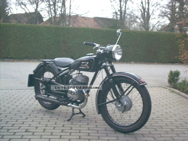 Maico  M 175 Oldtimer 1952 Vintage, Classic and Old Bikes photo