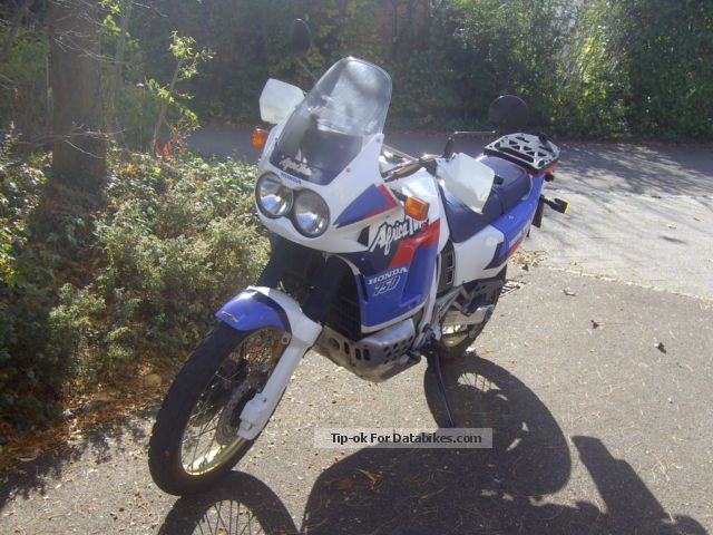1993 Honda  Africa Twean / RD 04 Motorcycle Motorcycle photo