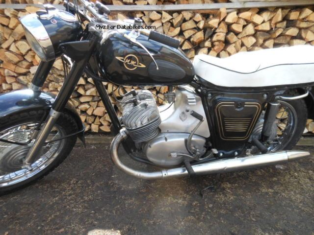 DKW  IZH-Jupiter 1975 Vintage, Classic and Old Bikes photo
