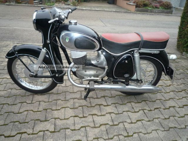 DKW  RT VS 175 1957 Vintage, Classic and Old Bikes photo