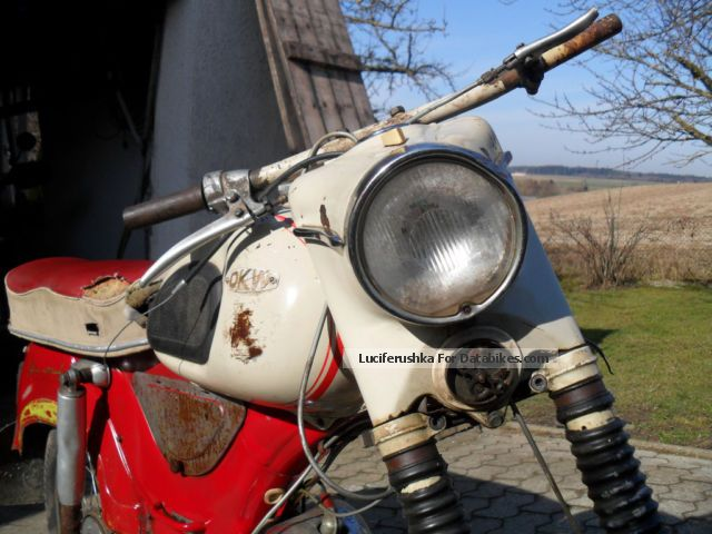 DKW  type 136 Hummel 1965 Vintage, Classic and Old Bikes photo
