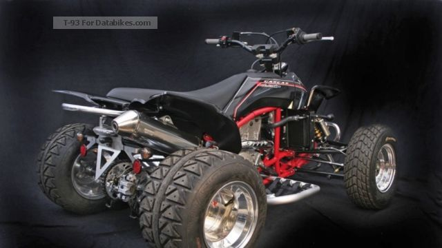 2008 Gasgas  450 HP wild Powerquad no KTM LTR YFZ Triton Motorcycle Quad photo