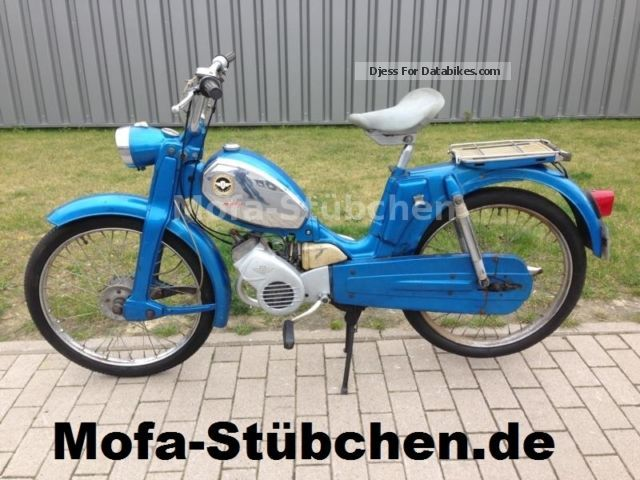 Zundapp  Zündapp M25 moped mountaineers / 2 speed / 1.Hand 1974 Vintage, Classic and Old Bikes photo