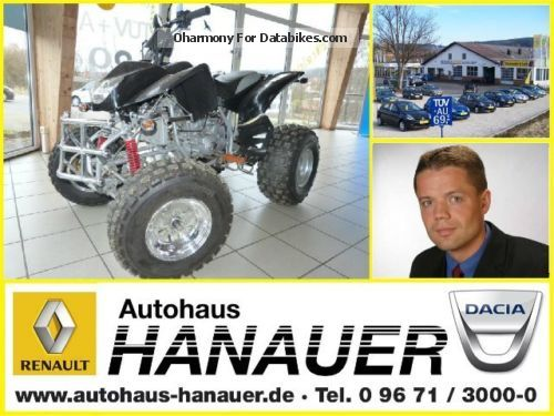 2012 Seikel  [Run only 38 KM] 250 Quad Motorcycle Quad photo