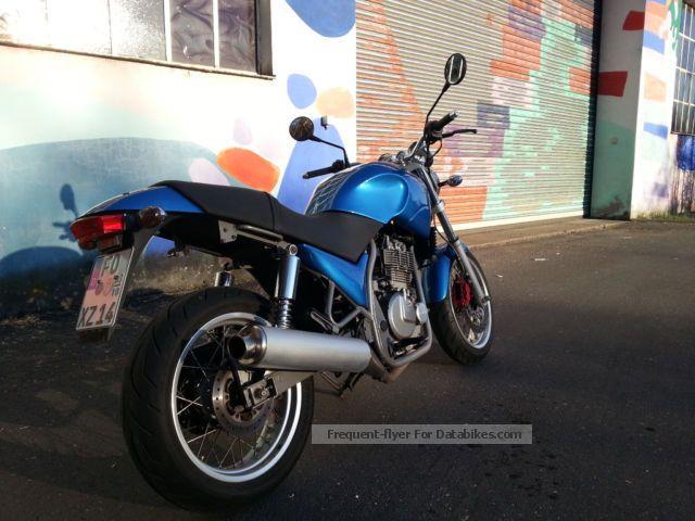 2003 Sachs  Roadster Motorcycle Naked Bike photo