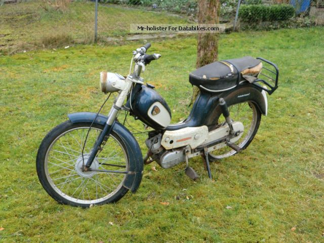 Sachs  Magneet Batavus 47ccm 1960 Vintage, Classic and Old Bikes photo