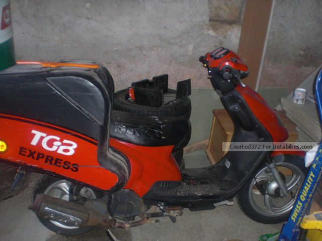 2006 Pegasus  Roller 50 Motorcycle Scooter photo