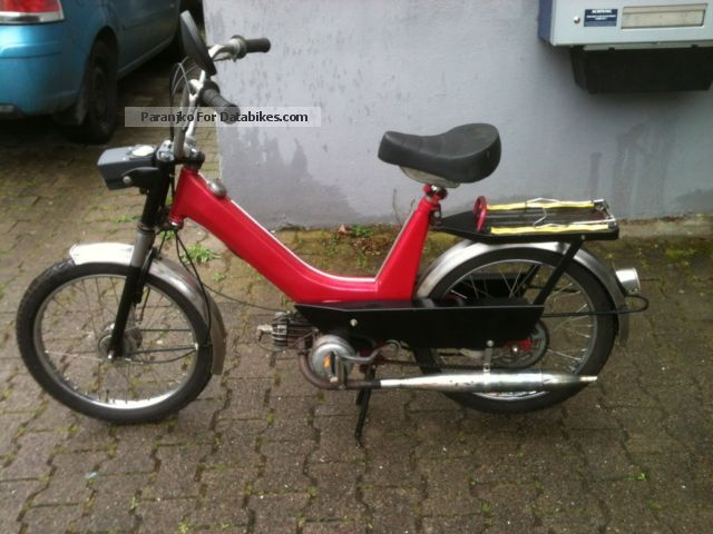 1971 Sachs  Rixe Motorcycle Motor-assisted Bicycle/Small Moped photo