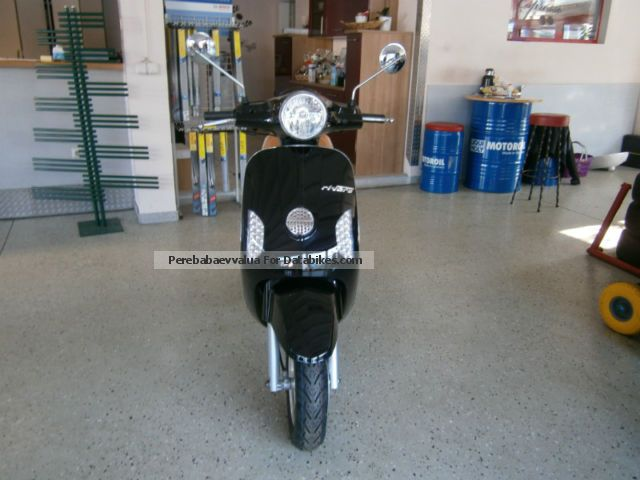 2014 Rivero  Toscana Motorcycle Scooter photo