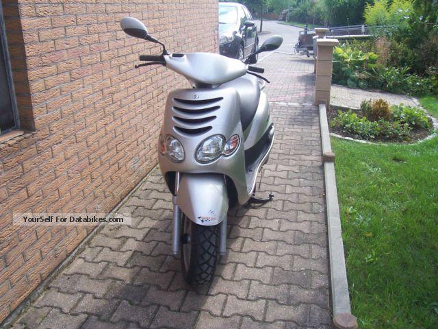 MBK  Doddo 2002 Scooter photo