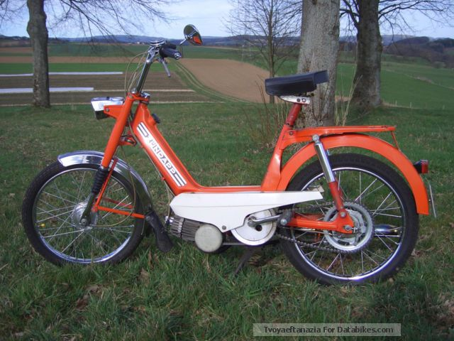 Zundapp  Zündapp 444-02 Fahrbereit and insured by 2015 1976 Vintage, Classic and Old Bikes photo