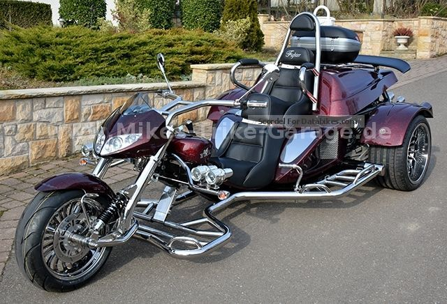 2012 Boom  Fighter X11 2.0 ATM Motorcycle Trike photo