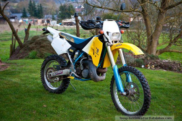 Husqvarna Husqvarna WR 360 - Moto.ZombDrive.COM