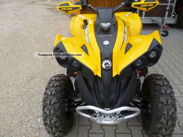 2014 Can Am  Renegade 500 Motorcycle Quad photo