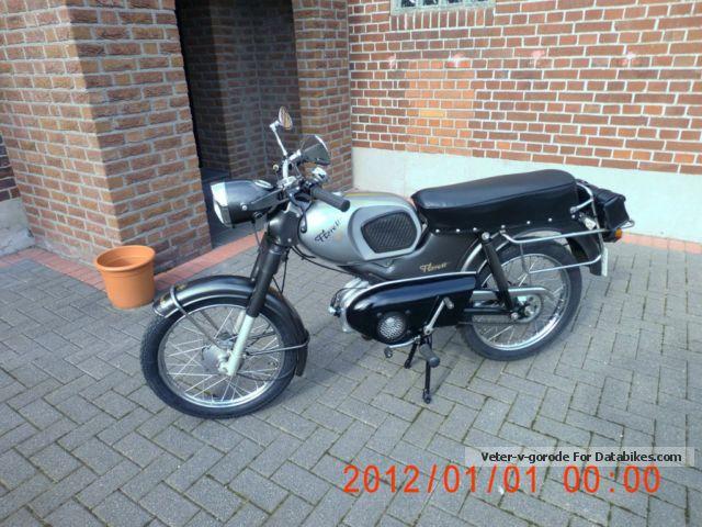 Kreidler  K54 / 32D 1968 Vintage, Classic and Old Bikes photo