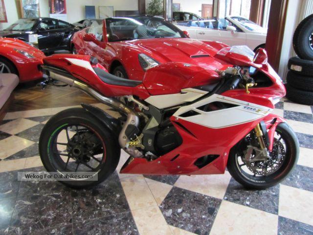 2011 MV Agusta  F4 RR Motorcycle Sports/Super Sports Bike photo