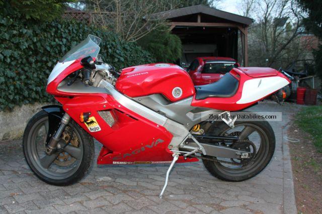 1994 Cagiva  Mito Seven Speed Motorcycle Motorcycle photo