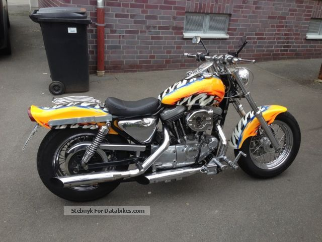 Harley Davidson  Harley-Davidson Sportster 1200 1987 Chopper/Cruiser photo