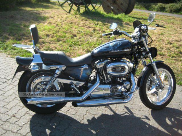 2009 Harley Davidson  Harley-Davidson XL 1200L Motorcycle Chopper/Cruiser photo