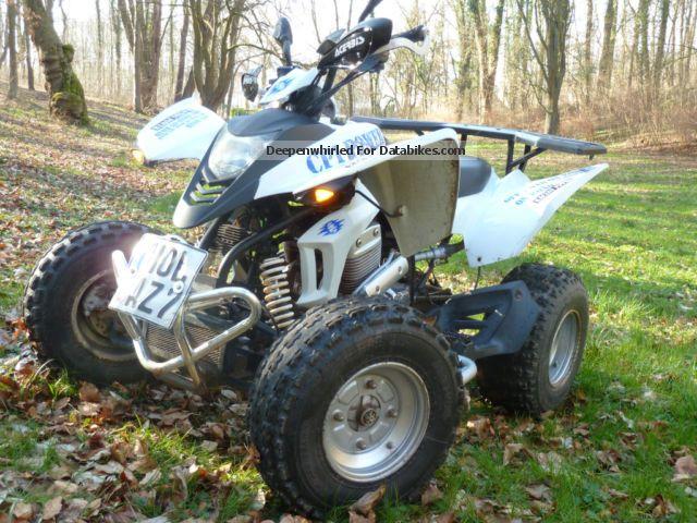 2012 CPI  XS 250 Motorcycle Quad photo