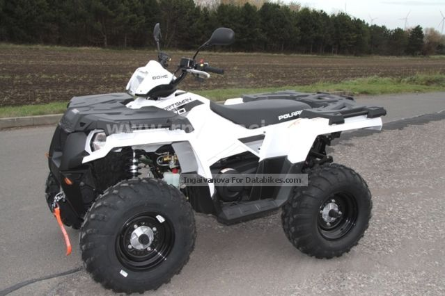 2012 Polaris  Sportsman 570 with Power Steering-Ready! Motorcycle Quad photo