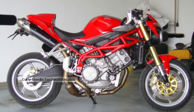 2012 Moto Morini  Corsaro 1200 Motorcycle Motorcycle photo