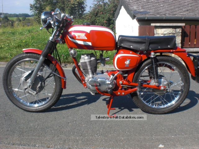 Moto Morini  Corsaro 125 1958 Vintage, Classic and Old Bikes photo