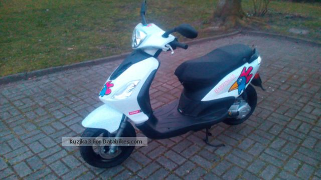 2014 Derbi  Boulevard 50 Piaggio Scooters Scooter Motorcycle Scooter photo