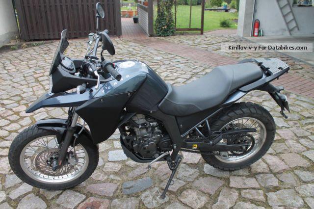2009 Derbi  Terra 125 Motorcycle Enduro/Touring Enduro photo