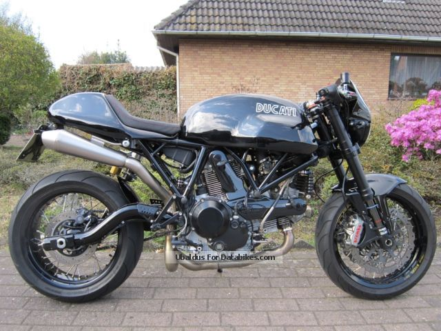 2007 Ducati  Sport Classic 1000 - Various Tools Motorcycle Sports/Super Sports Bike photo