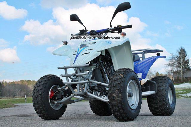 2014 Adly  Sport 300 Interceptor, new car, Motorcycle Quad photo