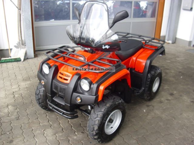 2012 Adly  ATV 150 U, 1.Hand, disk, e-starter, Motorcycle Quad photo