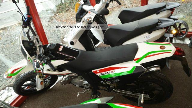 2014 Motobi  Misano 50 SUPERMOTO NEUFAHRZEUG SALES PRICE Motorcycle Super Moto photo