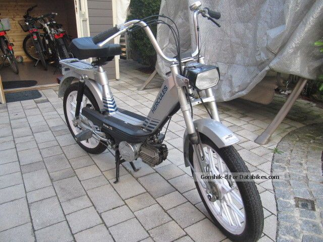 1986 Hercules  Prima 2S Motorcycle Motor-assisted Bicycle/Small Moped photo