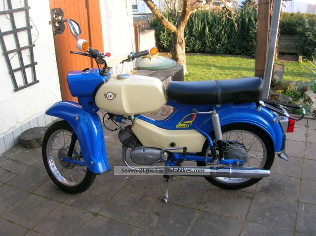 Simson  Hawk 1975 Vintage, Classic and Old Bikes photo