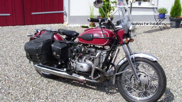 2001 Ural  TRIAS Motorcycle Motorcycle photo
