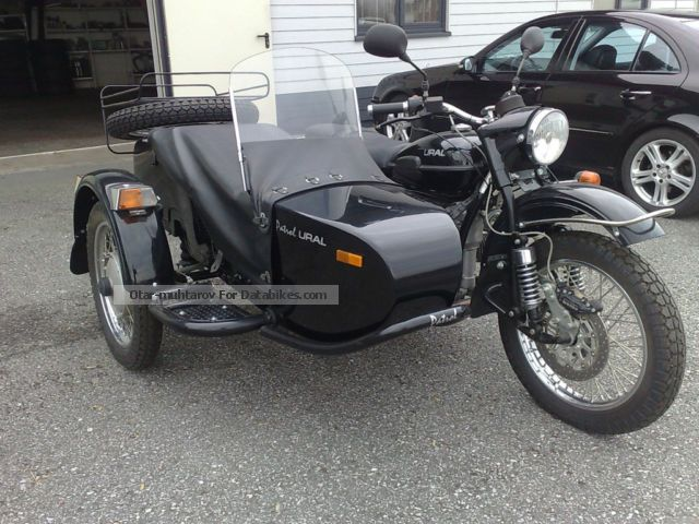 2010 Ural  750 cc Sportsman, with shiftable drive Motorcycle Combination/Sidecar photo