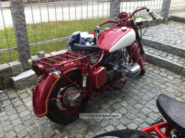 1984 Ural  MT9 Motorcycle Chopper/Cruiser photo