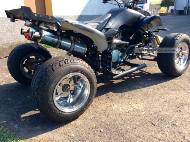 2010 Lifan  Lianfei with NEW TÜV (up 03.2016) Motorcycle Quad photo