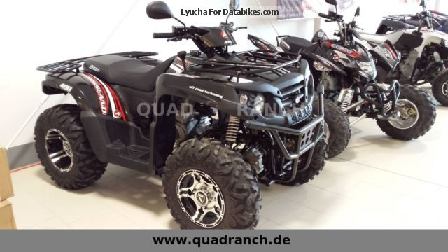 2013 Aeon  Cross Country 4x4 VKP + + PRESENTER Motorcycle Quad photo