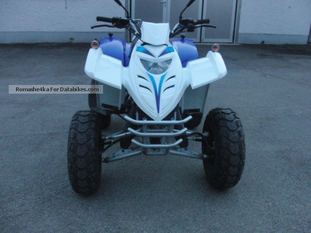 2010 Herkules  Adly Motorcycle Quad photo