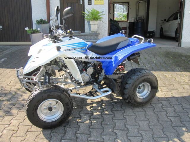2013 Herkules  Quad TOP CONDITION \ Motorcycle Quad photo