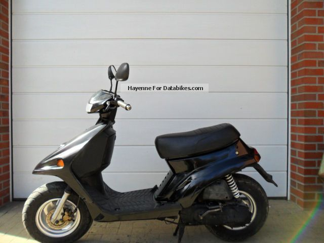 1997 Italjet  PT50 Motorcycle Scooter photo