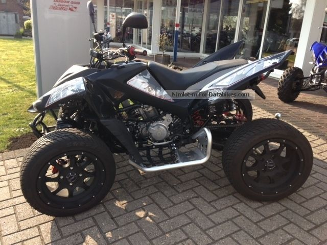2012 Adly  Her Chee Moto 500 LOF Motorcycle Quad photo