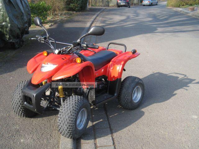 Adly  ATV 50 2004 Quad photo
