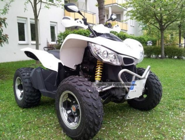 CFMOTO  625-C X6 4x4 long 2012 Quad photo