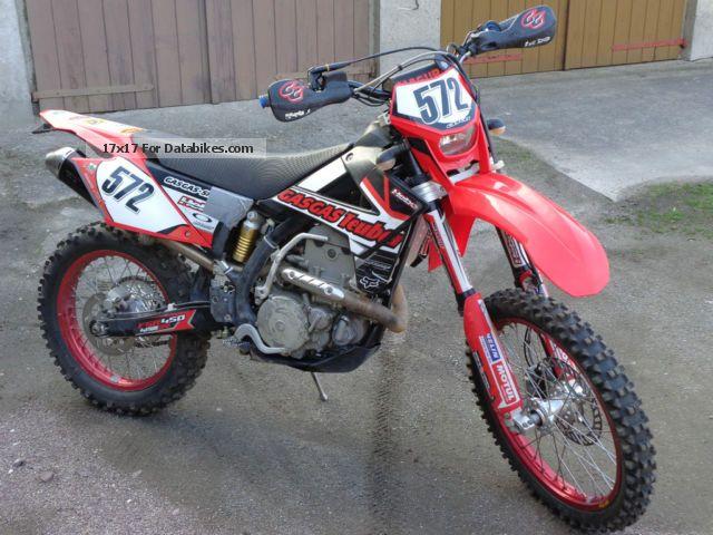 2007 Gasgas  FSR 450 Motorcycle Enduro/Touring Enduro photo